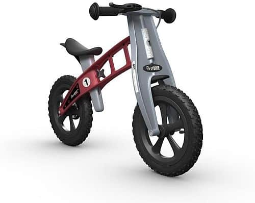 FirstBike Balance Bike with Brake