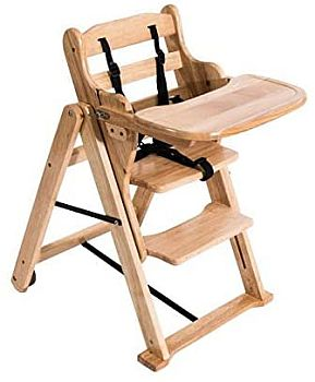 Grocorp Dominion High Chair