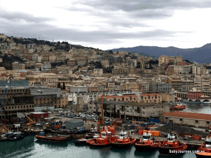 MSC Cruises Meraviglia In Genova