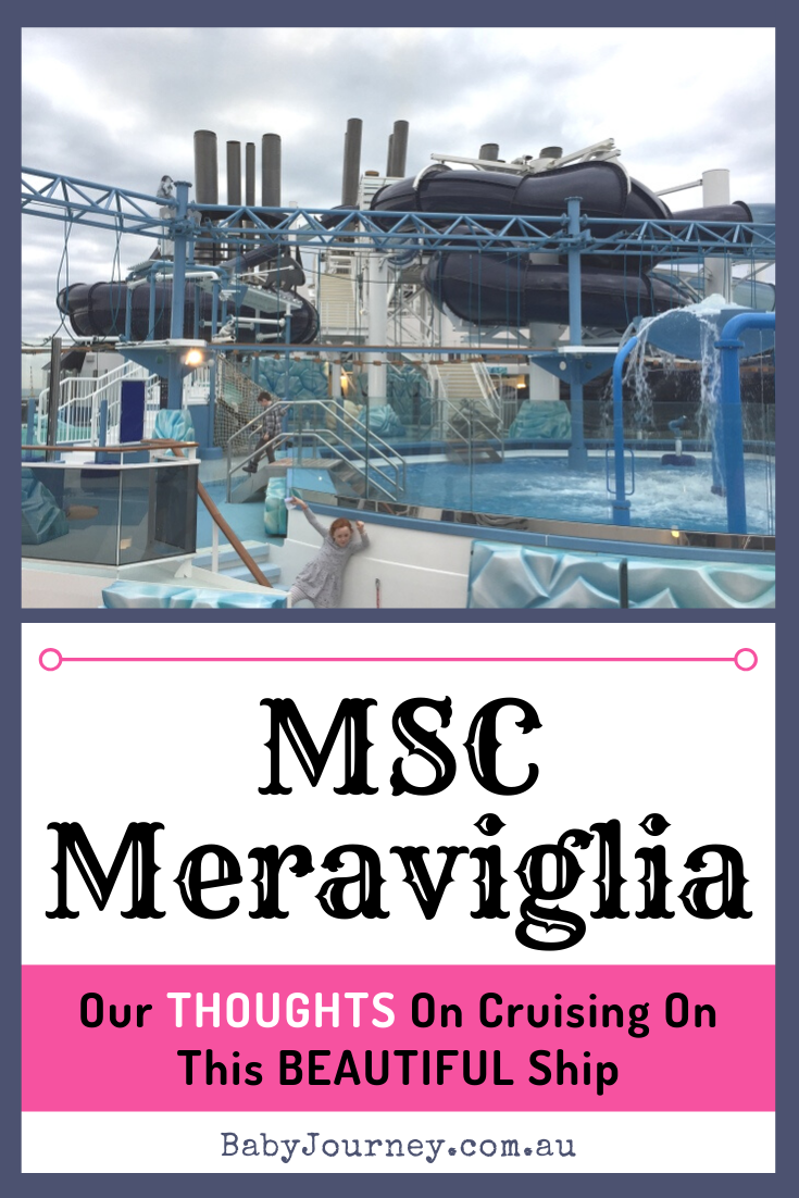 MSC Meraviglia Review: What It's Like On This Beautiful Ship
