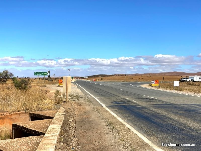 Broken Hill to Port Augusta