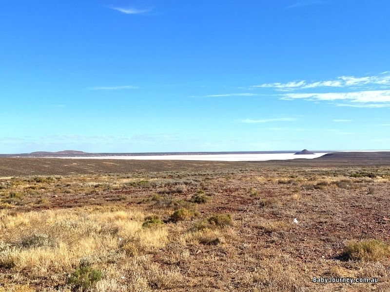 Broken Hill to Coober Pedy lookout
