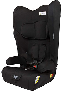 InfaSecure Roamer II Convertible Booster Seat
