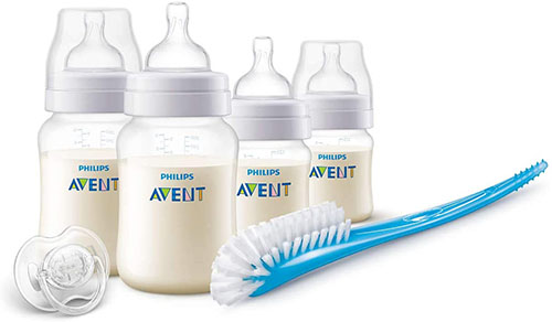 Philips Avent Anti-Colic Baby Bottle Starter Set