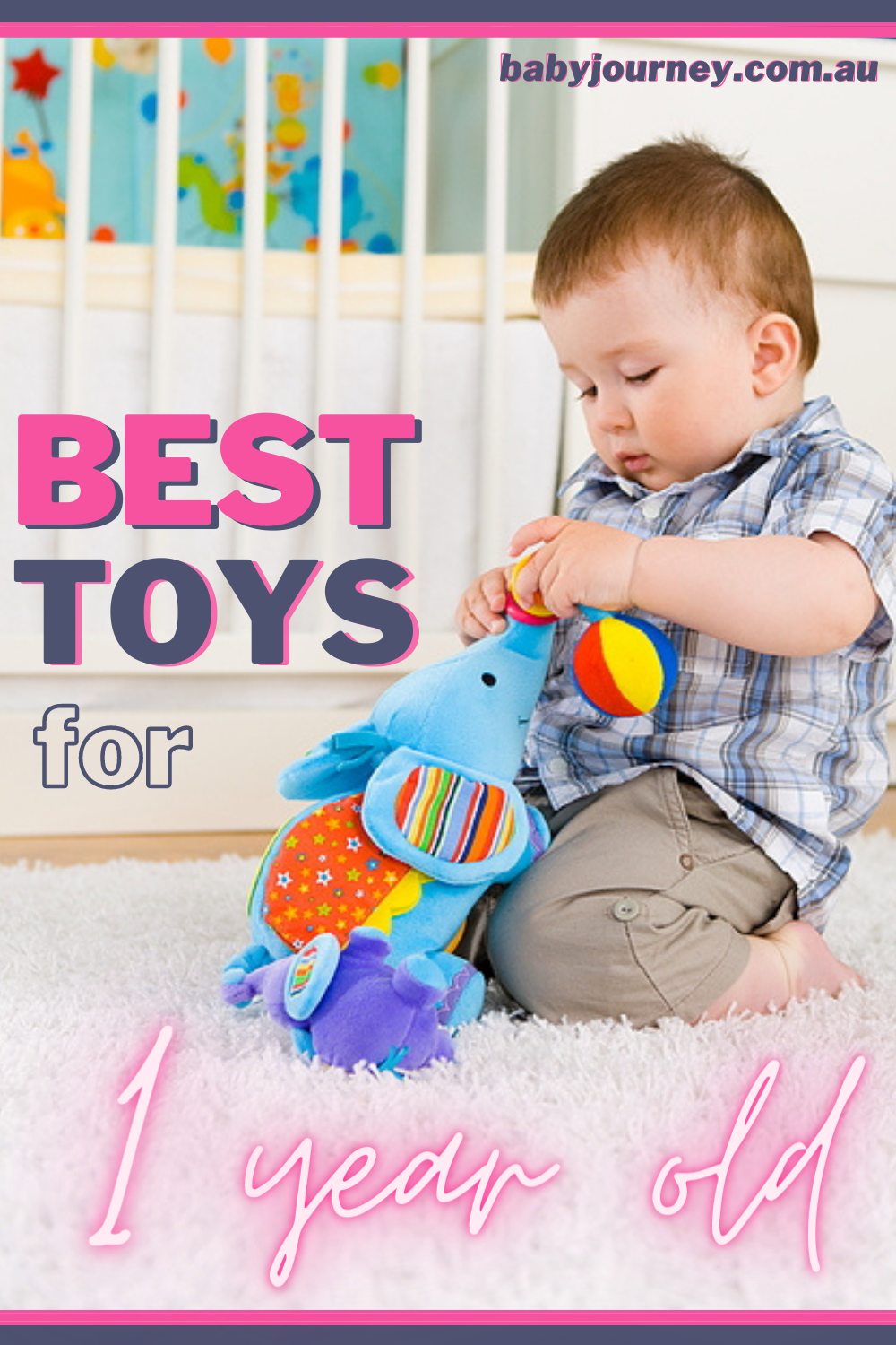 Best Toys For 1 Year Old Australia 2021