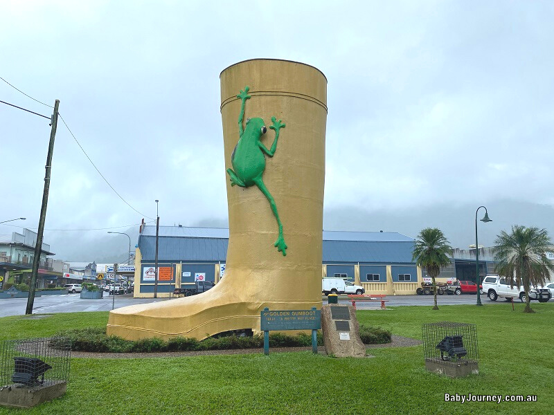 The Golden Gumboot Tully