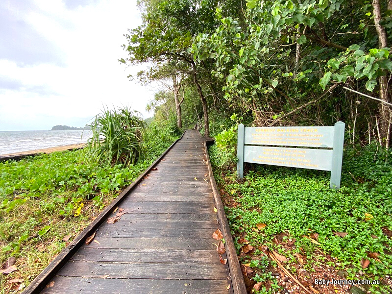 The Kennedy Walking Track Mission Beach